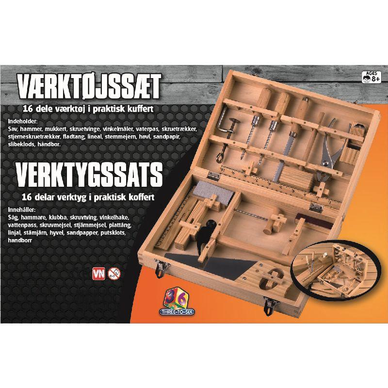 bosch værktøjskasse legetøj