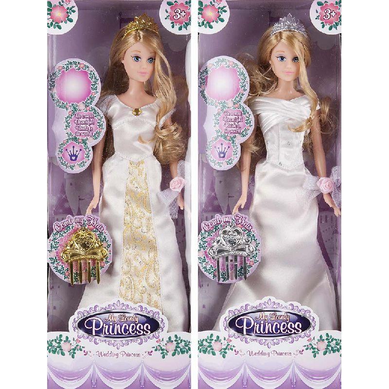 barbie brudepar