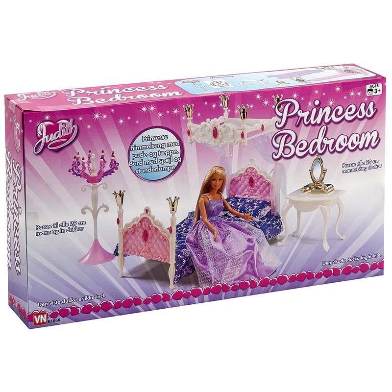 barbie seng Prinssese soveværlse | Judith | Barbie m.m.|hosLARS.dk Alt i legetøj barbie seng