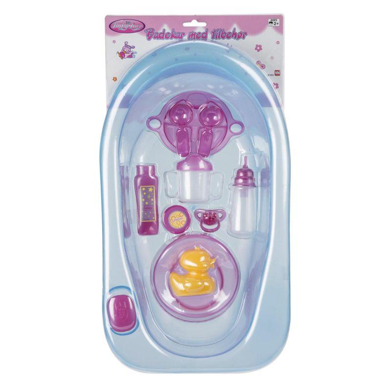 badekar til dukke