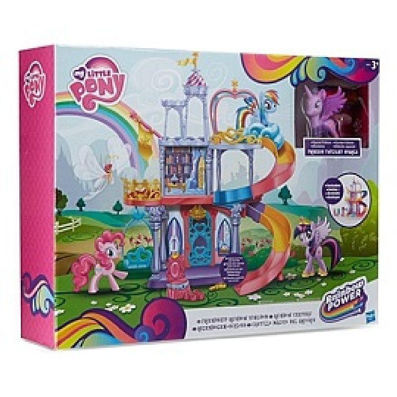 Højmoderne MLP - slot | my Little Pony | Pige leg|hosLARS.dk Alt i legetøj RD-91