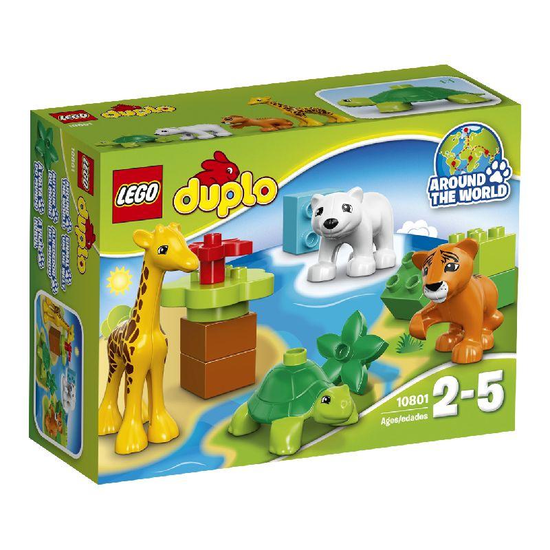 Duplo zoo alt